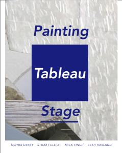 painting tableau stage flyer